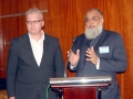 Maqsood Zulfqar & Gerry Hutchinson On Genuine Parts from Ex. Stock