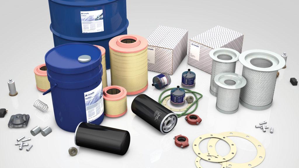 Genuine Parts Rastgar Air Compressors