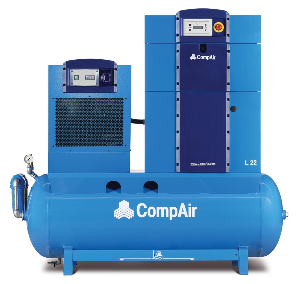 Compair L07 L22 Rs Rastgar Air Compressors