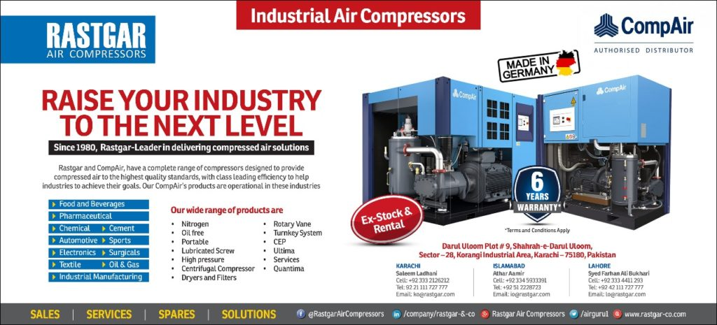 Air Compressors From Ready Stock - Rastgar Air Compressors