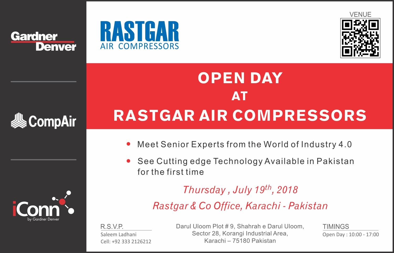 Events - Rastgar Air Compressors